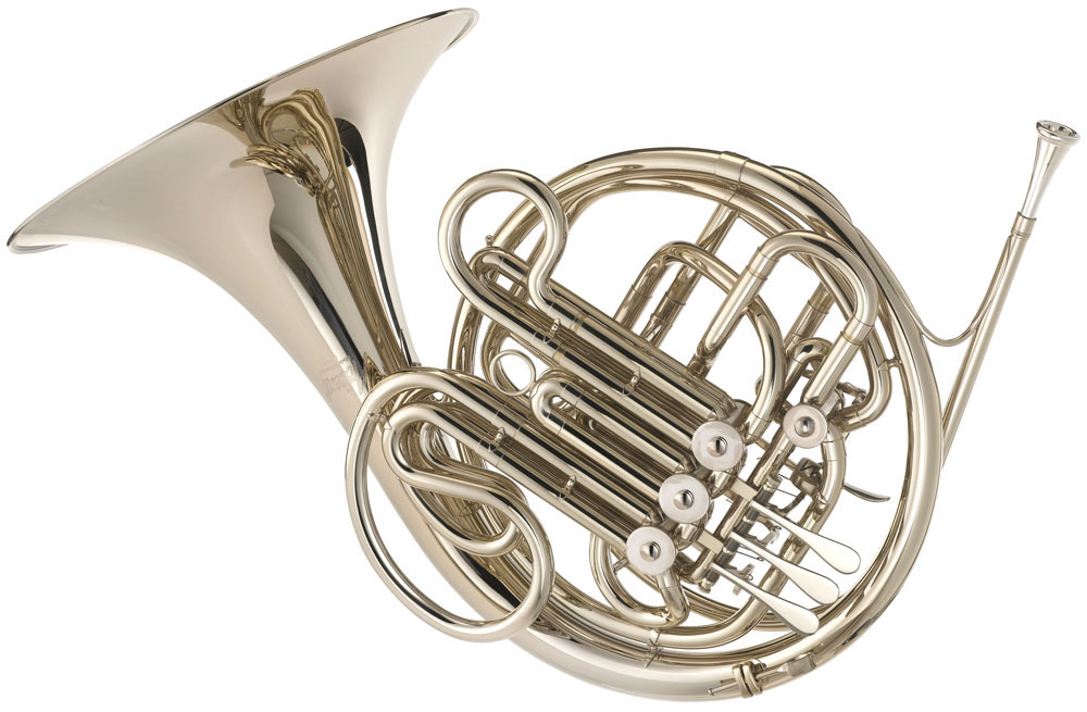 the history of the french horn A brief history of horn evolution 2 crooks and hand horns beginning with the cor de chasse (french for hunting horn), the horn began its evolution into a.